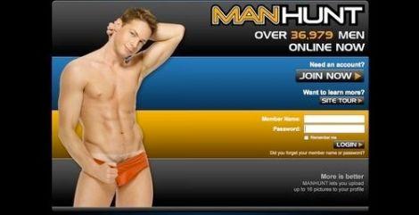 Manhunt net gay hookup