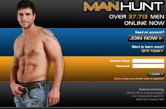Manhunt hookup gay