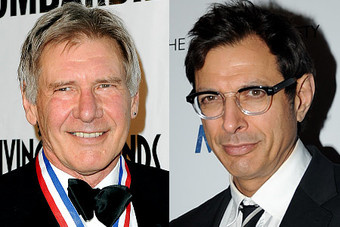 Jeff Goldblum and Harrison Ford Are Not Dead Yet