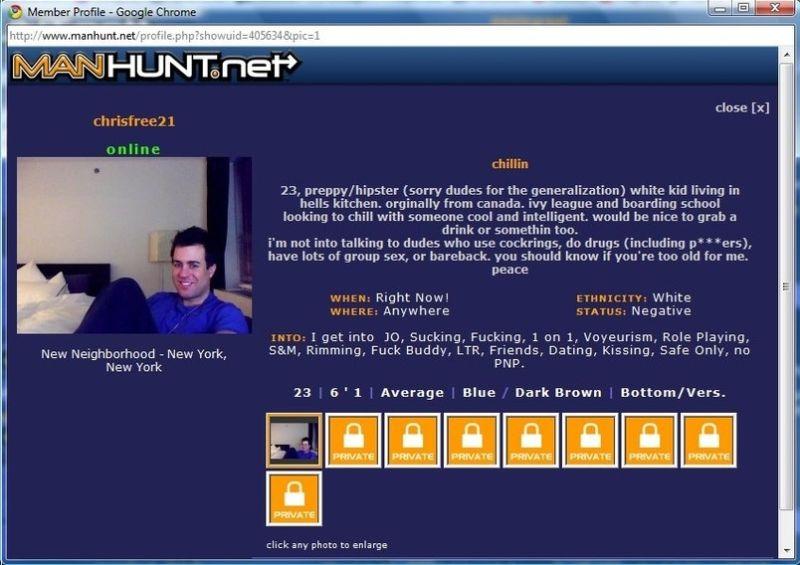 manhunt website