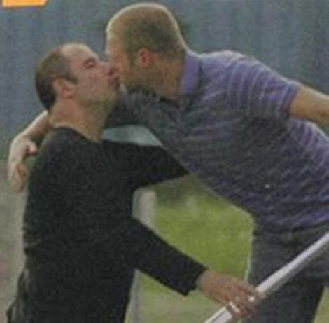 Travolta's Rumored Gay Lover Discovered Dead Son