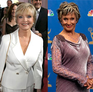 Here's The Story of Warring Battle Axes Florence Henderson