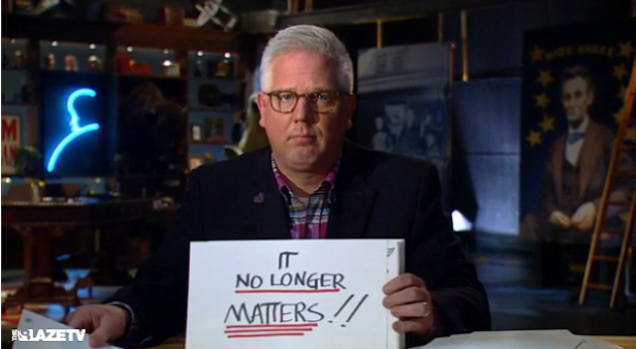 Glenn Beck Launches Women's Fashion Line By Comparing Daughter To Marilyn Monroe