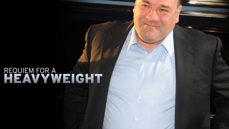 Progressive Claim Status >> The Fatness of James Gandolfini: Inspiring, Iconic, and Probably Fatal