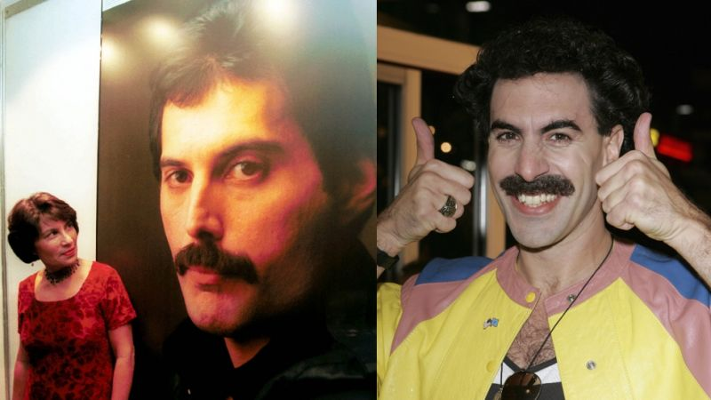 Freddie Mercury Gawker
