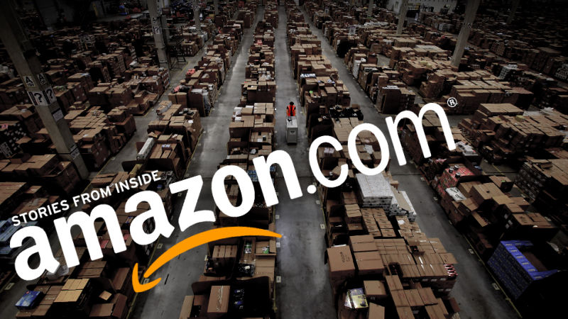 True Stories of Life as an Amazon Worker