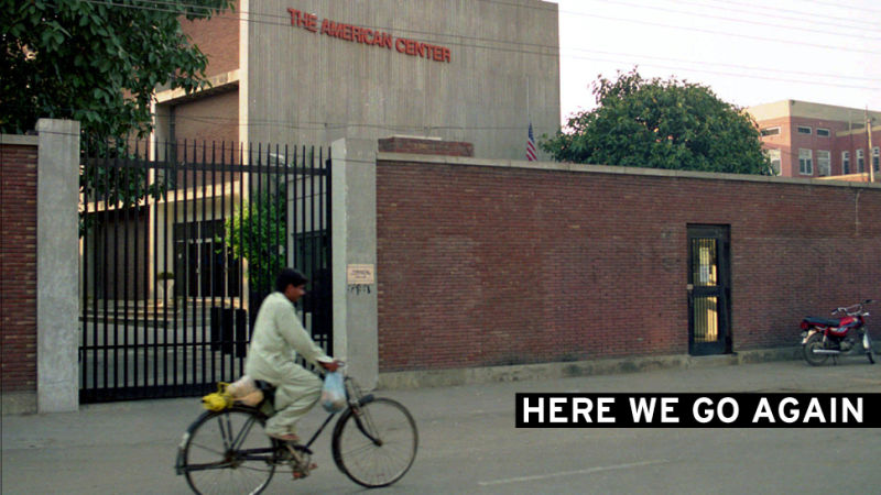 U S  Evacuates Pakistan Consulate Over