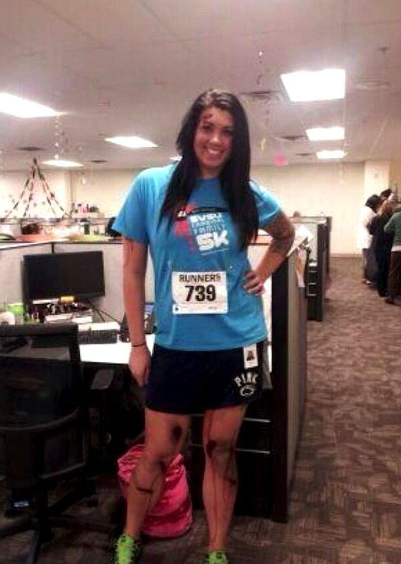 we have a winner: the worst halloween costume is boston bombing victim
