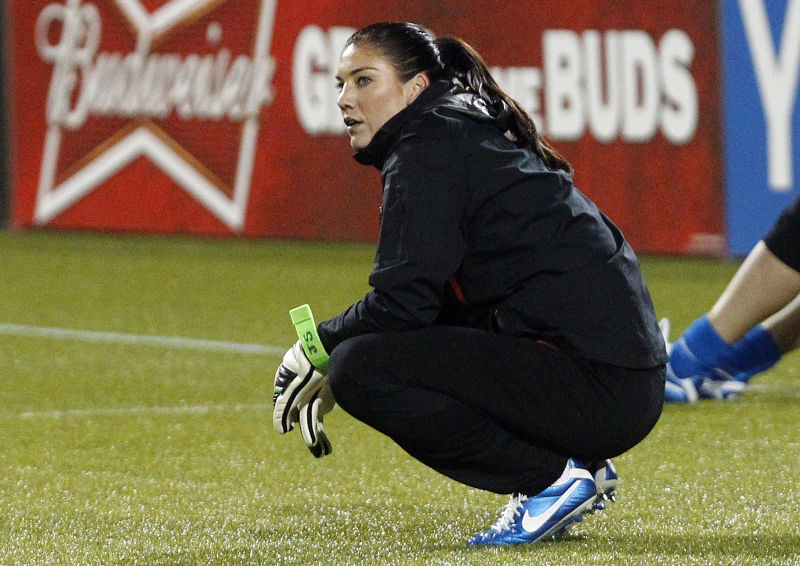 hope solo pussy