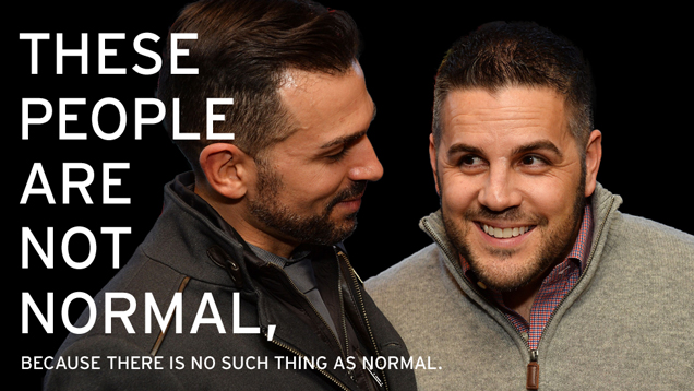 Gay regular guys