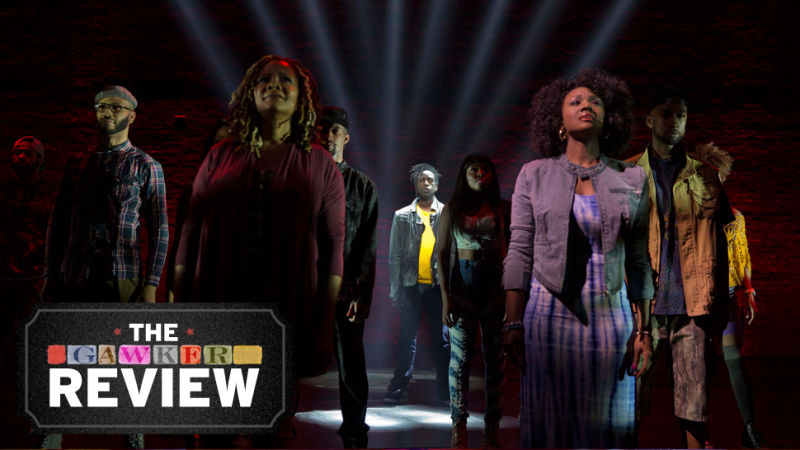 We're Kind of Mad at Cha: The 2Pac Musical <em>Holler If Ya