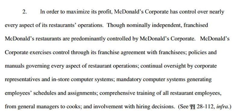 mcdonalds operations training manual