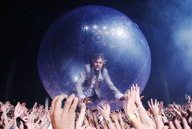 How the Flaming Lips Lost a Drummer Over Native American