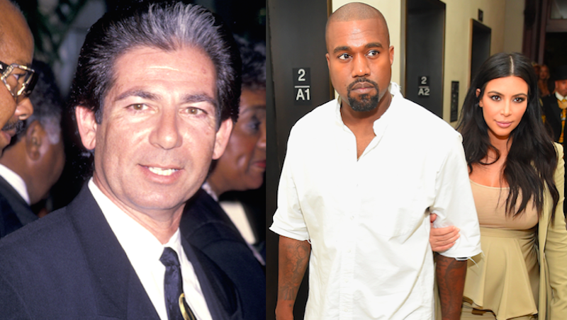 Kanye West Says Robert Kardashian Is Still Doing Deals For
