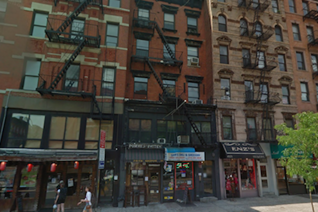 East Village Building Collapses In Flames After Apparent Explosion