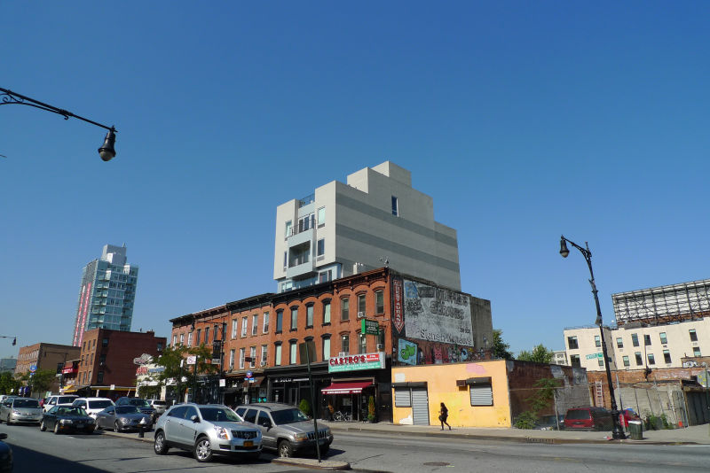 Study Building Luxury Housing For Gentrifiers Helps The Poor