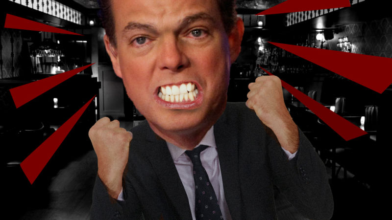Image result for shepard smith angry