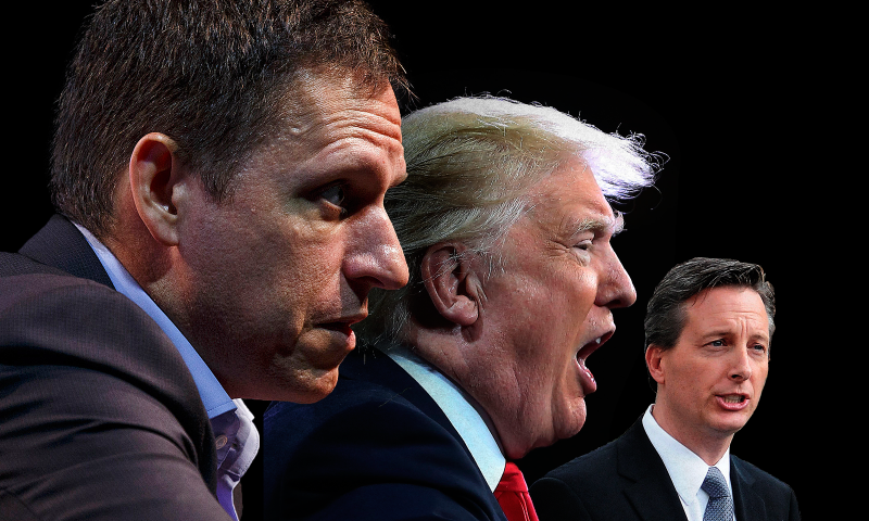 Now Peter Thiel's Lawyer Wants to Silence