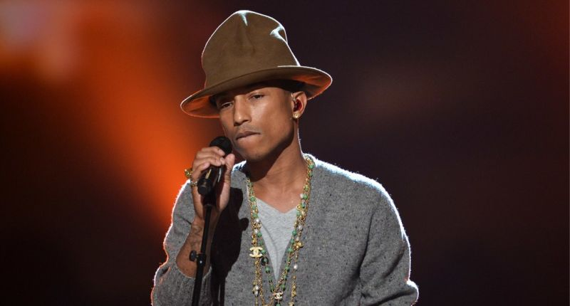 8db7ce3763712 Arby s Bought Pharrell s Arby s Hat on Ebay for  44