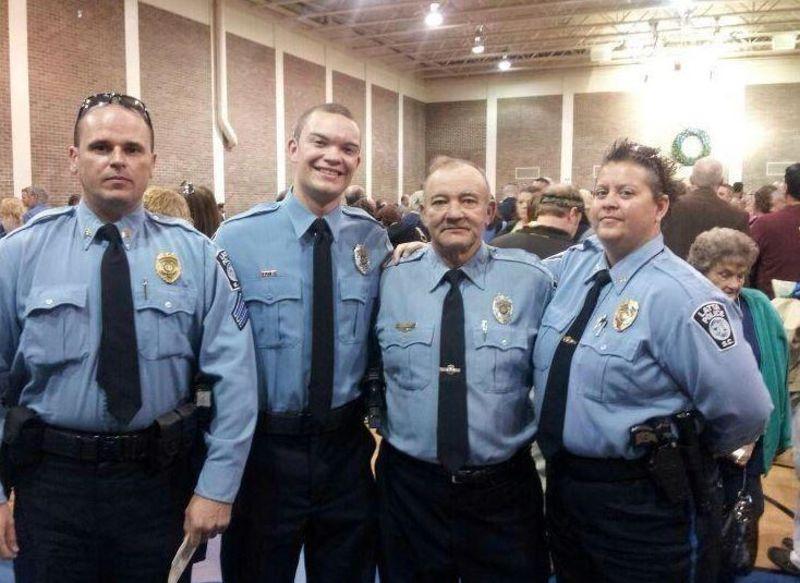 Gay law enforcement hookup