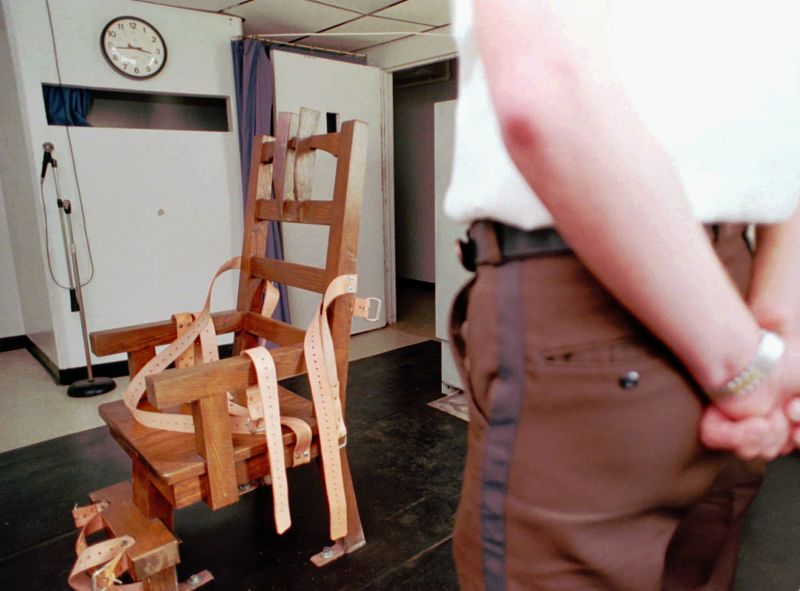 Virginian Execution Methods Could Include Compulsory Use
