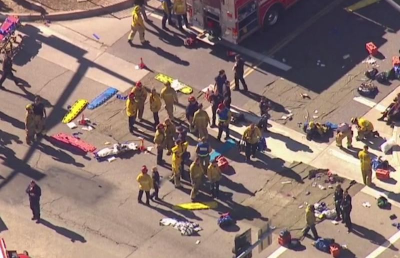 At Least 14 Dead in San Bernardino Mass Shooting [UPDATING]