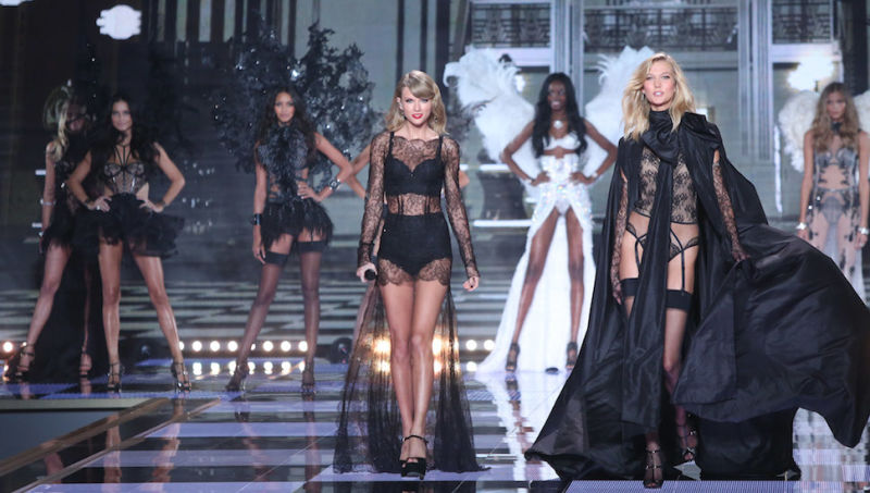 Report: Taylor Swift Takes Revenge on Wayward Victoria's Secret Model