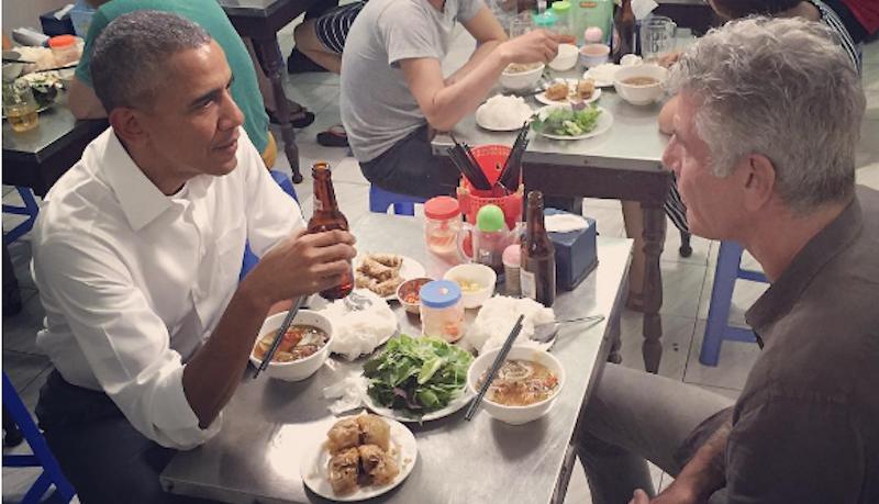 Obama Has Handle on Work-Life Balance